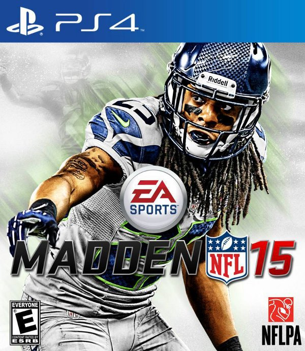 EA Sports Madden NFL 15